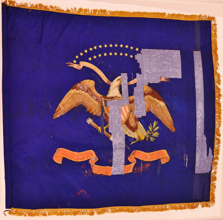 2nd Vermont Infantry, Regimental Flag 2 (1870,001.031).jpg